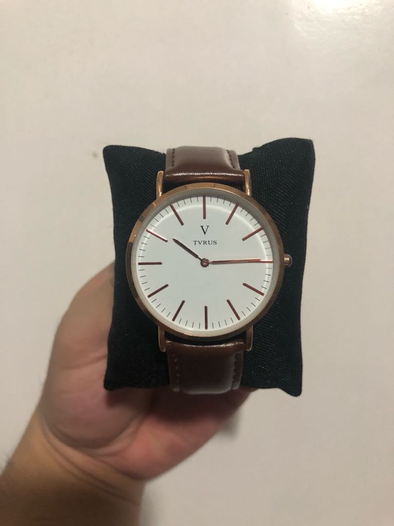 Tvrus Mens Fashion Watches On Carousell Fossil Fs5170