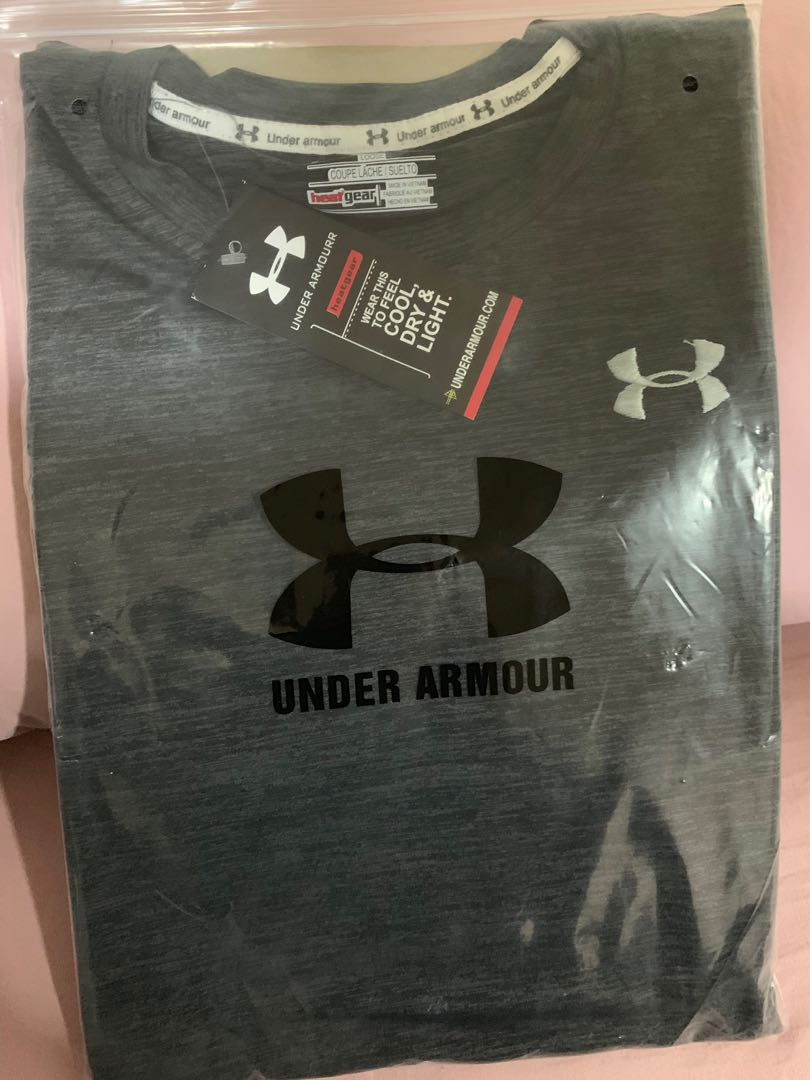 dd56607f Under Armour Shirt, Men's Fashion, Clothes, Tops on Carousell