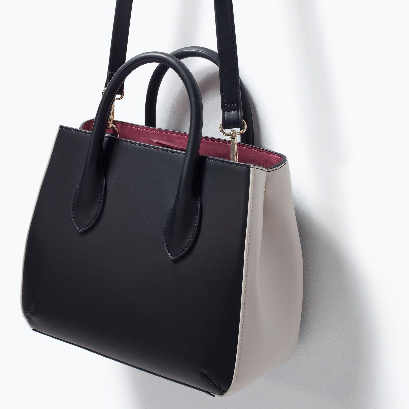 0c828dd2ea Zara City Sling Bag in Multicolour, Women's Fashion, Bags & Wallets ...