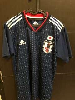Japan 2018 world cup jersey