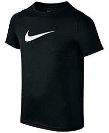 Nike Logo Dri fit tee shirt