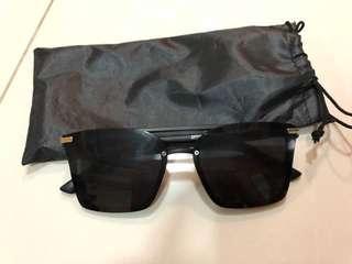 black premium sunglasses