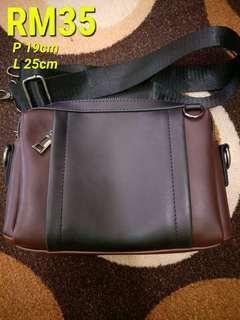 MEN SLING / CLUCTH BAG (2 IN 1)