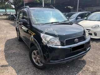 2009 Toyota RUSH 1.5 G (A) FULL LOAN ONE OWNER