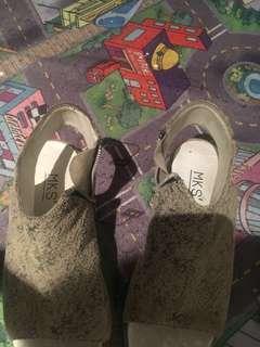 Mks shoes belum cuci