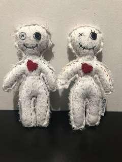 Voodoo doll / rug doll