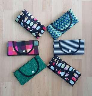 Foldable Eco Shoppers Tote Bags