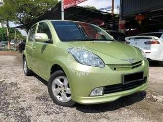 2008 Perodua MYVI 1.3 EZ (A) ONE LADY OWNER