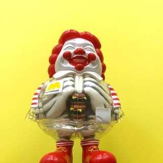 肥麥身解 X-RAY Mc supersized in hamburger version