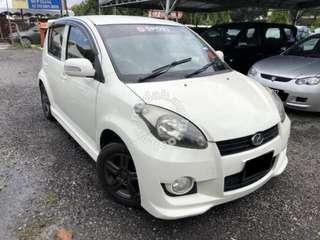 2010 Perodua MYVI 1.3 SE FACELIFT (A) FULL LOAN