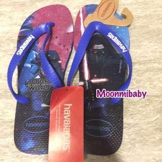 🔥現貨🔥 巴西品牌 Havaianas x Disney Star War 拖鞋