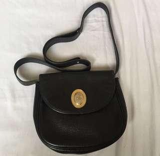 Vintage Christian Dior sling/travel bag