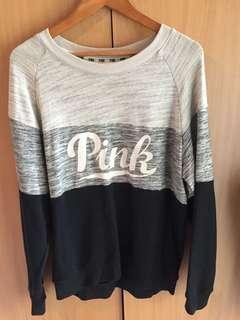 PINK sweater SM