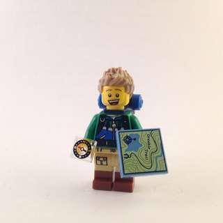 Lego CMF - Backpacker