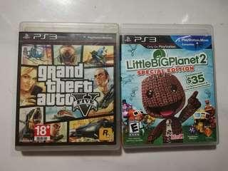 GTA V & LITTLE BIG PLANET