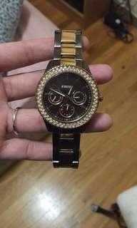 Fossil watch 9/10