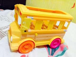Laloopsy toy bus