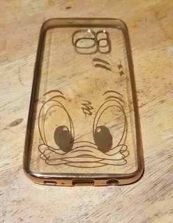 Samsung S7 Case- Donald Duck