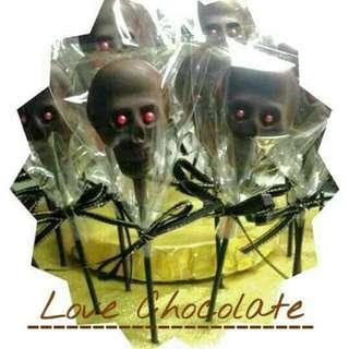👾 Halloween Choco Pops 💀