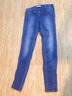 Stradivariurs skinny jeans
