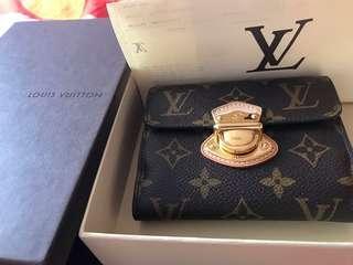 Louis Vuitton Wallet chanel loewe prada christian dior jujube tula authentic