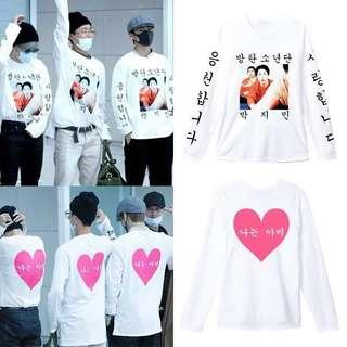 BTS Jimin Sweater, T-shirt