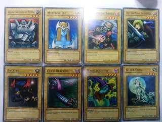 Yu-gi-oh Cards - Collectables singles or whole yugioh
