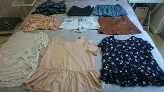 Women's clothing bundle!