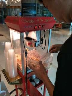 Popcorn Live Station