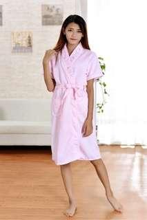Pink Hello Kitty Bathrobe