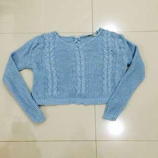 Crop Top Sweater Ada woman