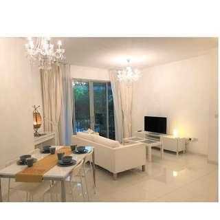 2BR Condo Unit for Sale @ Eight Courtyards