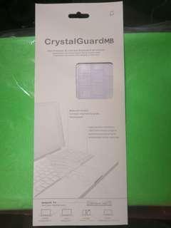 12吋 Macbook Keyboard Cover 鍵盤保護膜