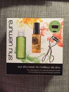 Shu Uemura Gift Set
