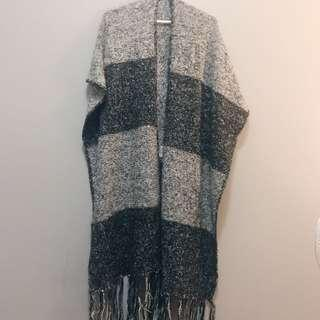 Ecoté Urban Outfitters Shawl