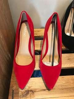 Brand New Red Pumps
