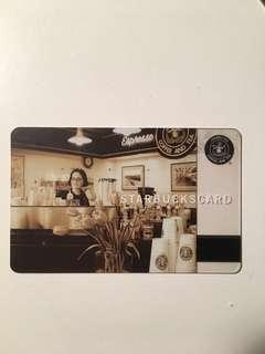 US Starbucks Card