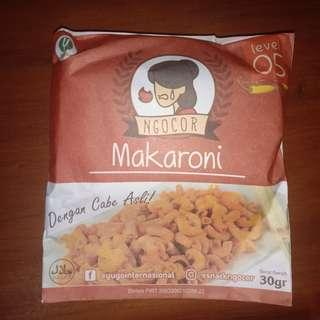 Makaroni Ngocor Pedas Level 5