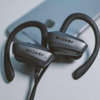 BlitzWolf BW-BTS3 | IPX 5 Sport Bluetooth Earphone