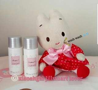 🐰❤TRY OUT/ TRAVEL/ REUSEABLE/LIGHT❤🐰🌟RESTOCK MONTHLY🌟 AUTHENTIC BRAND NEW Jill Stuart 30ml Shampoo N & 30ml Conditioner N etc (Fresh LATEST MANUFACTURED DATE 👍🏻)💋No Pet No Smoker Clean Hse💋