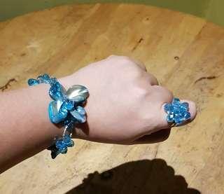 Bracelet/Ring/Earrings - Trinkets' Set (bundle for Php200)