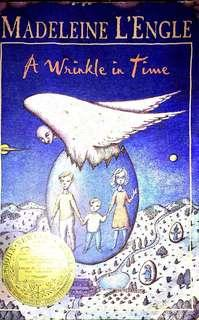 A Wringkle in Time by Madeleine L'Engle