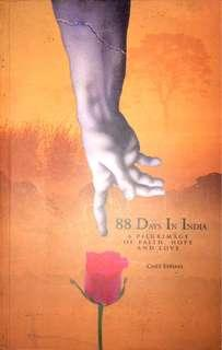 88 Days in India (A Pilgrimage of Faith, Hope and Love) by Chet Espino
