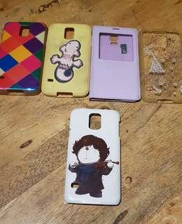 Super Cute Samsung Galaxy S5 Bundle Case (All for Php180)