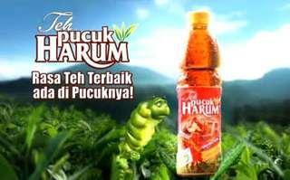 Teh Pucuk Harum.