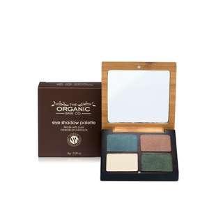 World organics eye shadow palette (rrp  $72.50)