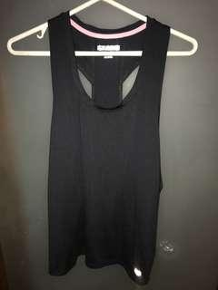 Forever 21 Athletic Black Top