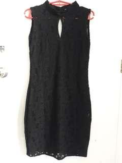 Little Black Dress Lace