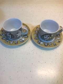 Espresso cup x 2 pcs