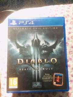 Ps4 Diablo III ultimate evil edition